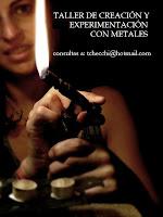 Talleres de creación y experimentación con metales