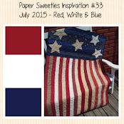 Paper Sweeties July Inspiration Challenge #28