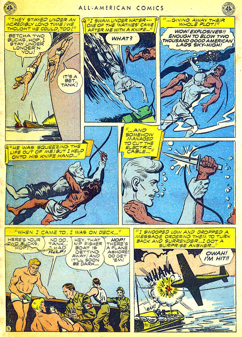 Read online All-American Comics (1939) comic -  Issue #65 - 44