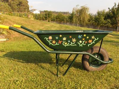 Plantas y flores plantas especies construyendo el for Carretillas para jardin
