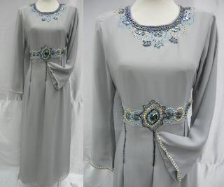 Baju jubah terbaru lagi terkini . Material dari kain silk chiffon