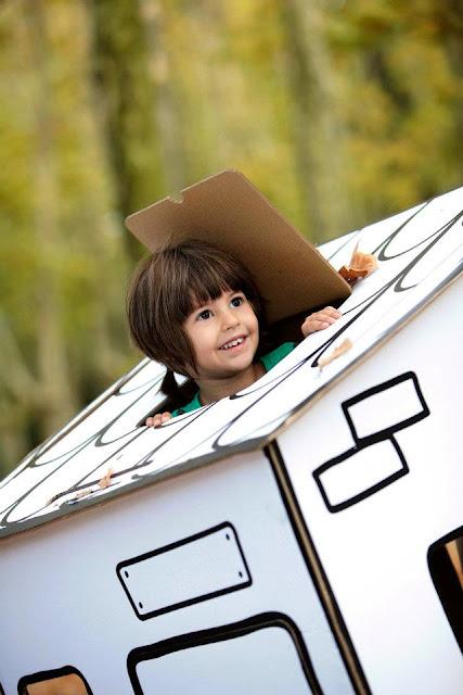 OCIO EN CASA - Los juguetes de cartón de Setdecartró 1