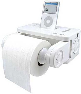 How did Mothers of Invention get the band name - toilet roll ipod - funny-gadgets-10
