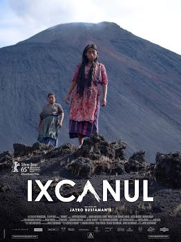 Ixcanul Poster