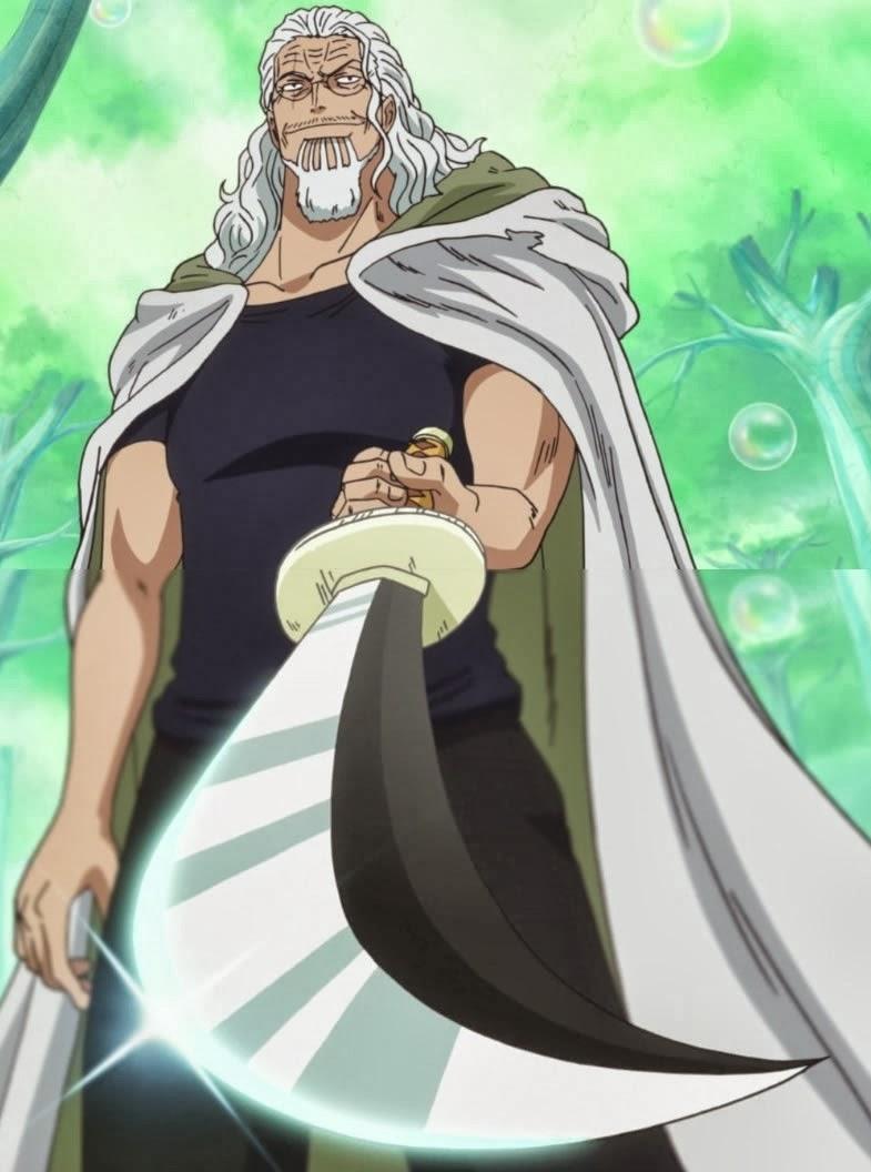 Silvers Rayleigh (Dark King)