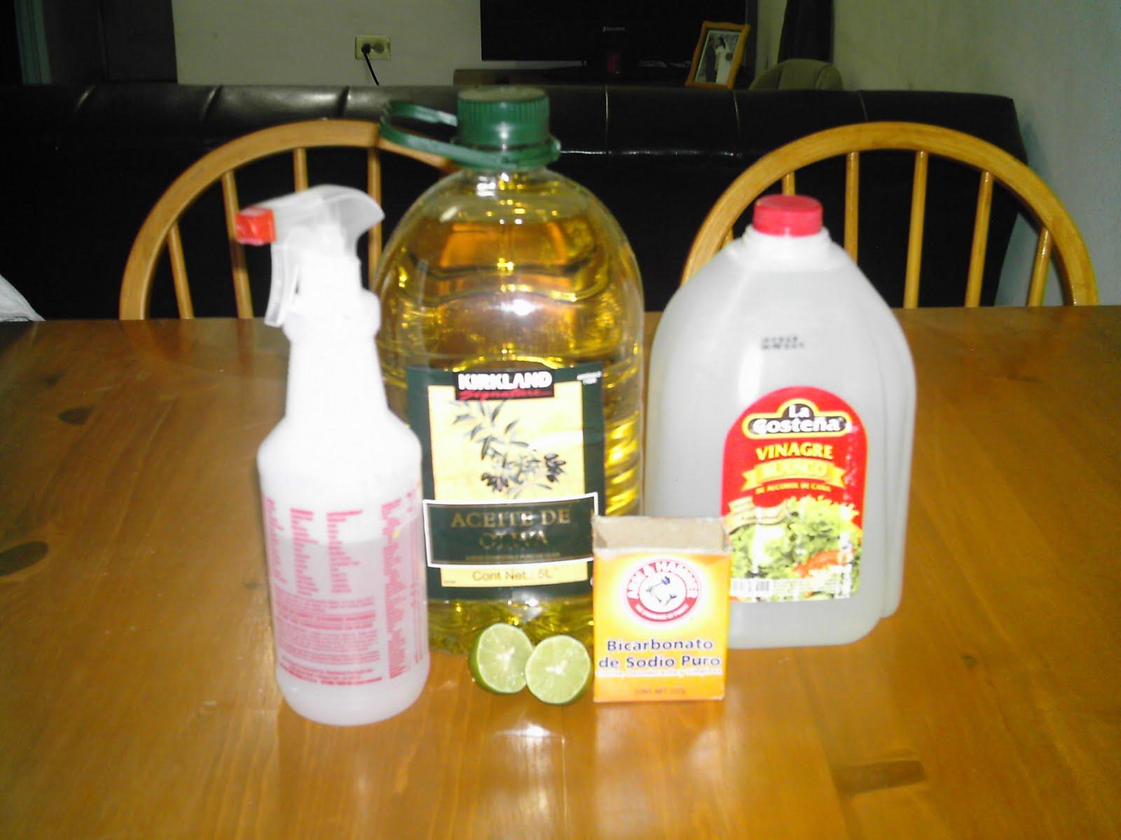 El ba l de mi casa lo que yo hago para limpiar mi casa for Productos para cocina
