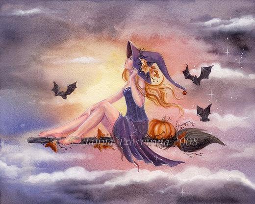October Sky por Kuoma