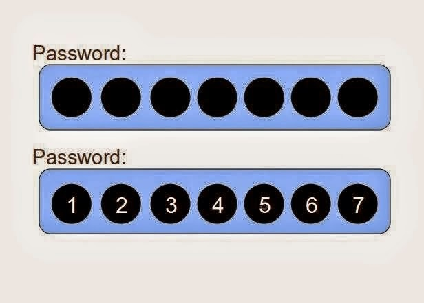 How to See the Password Behind the Asterisks