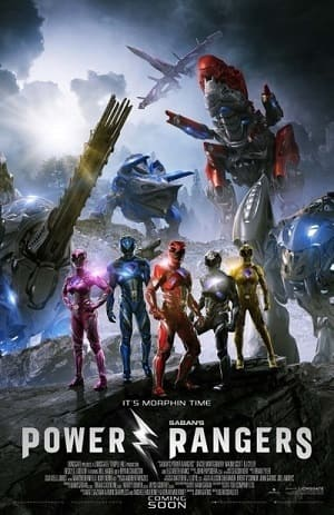 Filme Power Rangers - Legendado 2017 Torrent