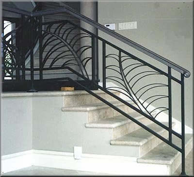 Foundation Dezin Decor Staircase Railing Design