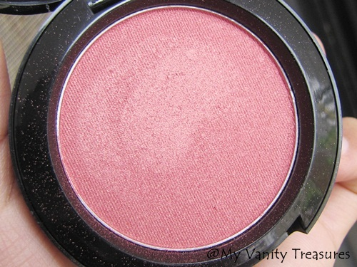 MAC Dollymix blush