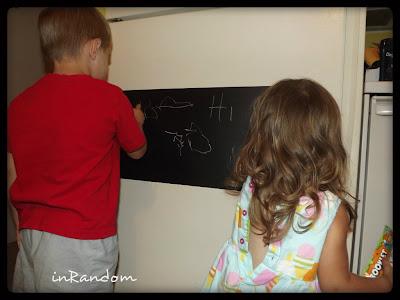 kids love chalkboard decals