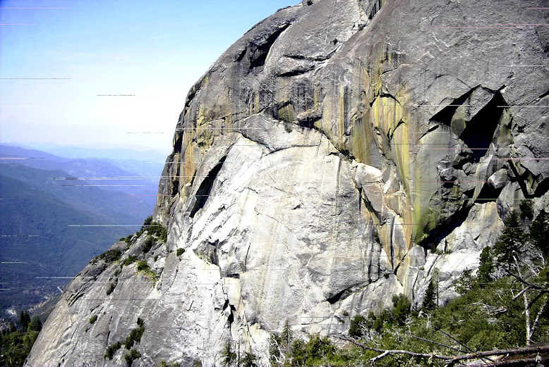East Face..Moro Rock....SNP