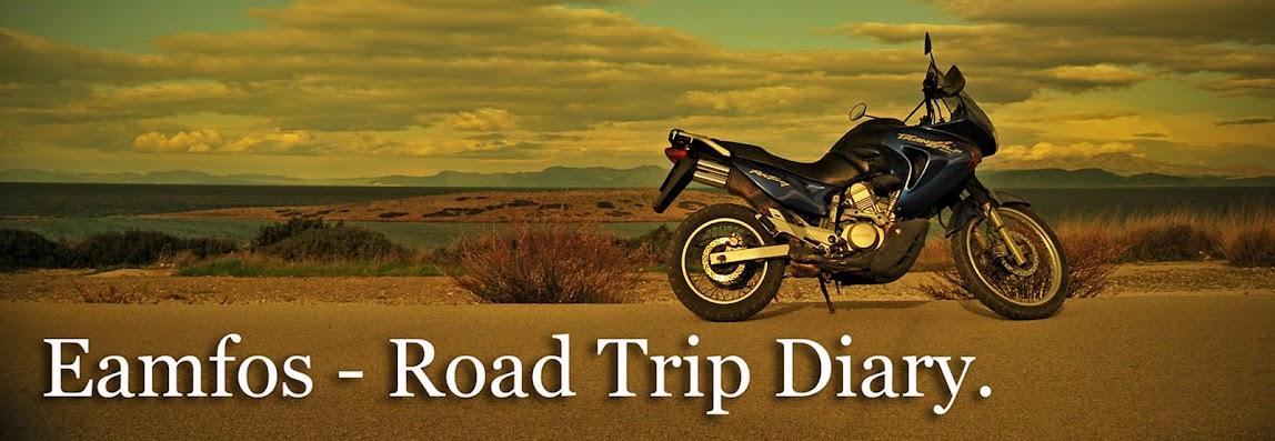 Eamfos -  Road Trip Diary.