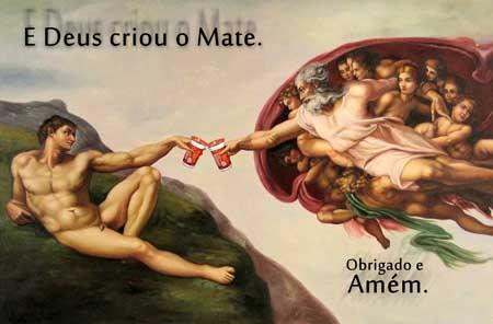 Deus criou o mate