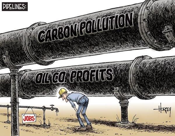 Horsey: Pipeline Jobs.