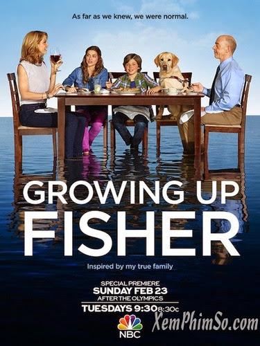 Gia Đình Kiểu Mỹ 1 Vietsub -  Growing Up Fisher ...