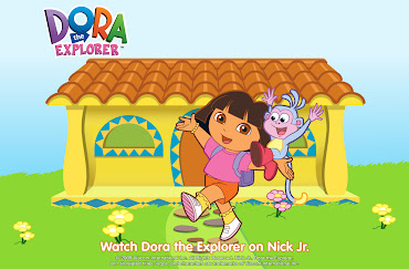 #3 Dora The Explorer Wallpaper
