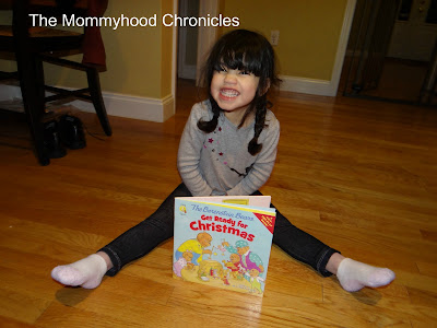 Wordless Wednesday: Christmas/Hanukkah books!