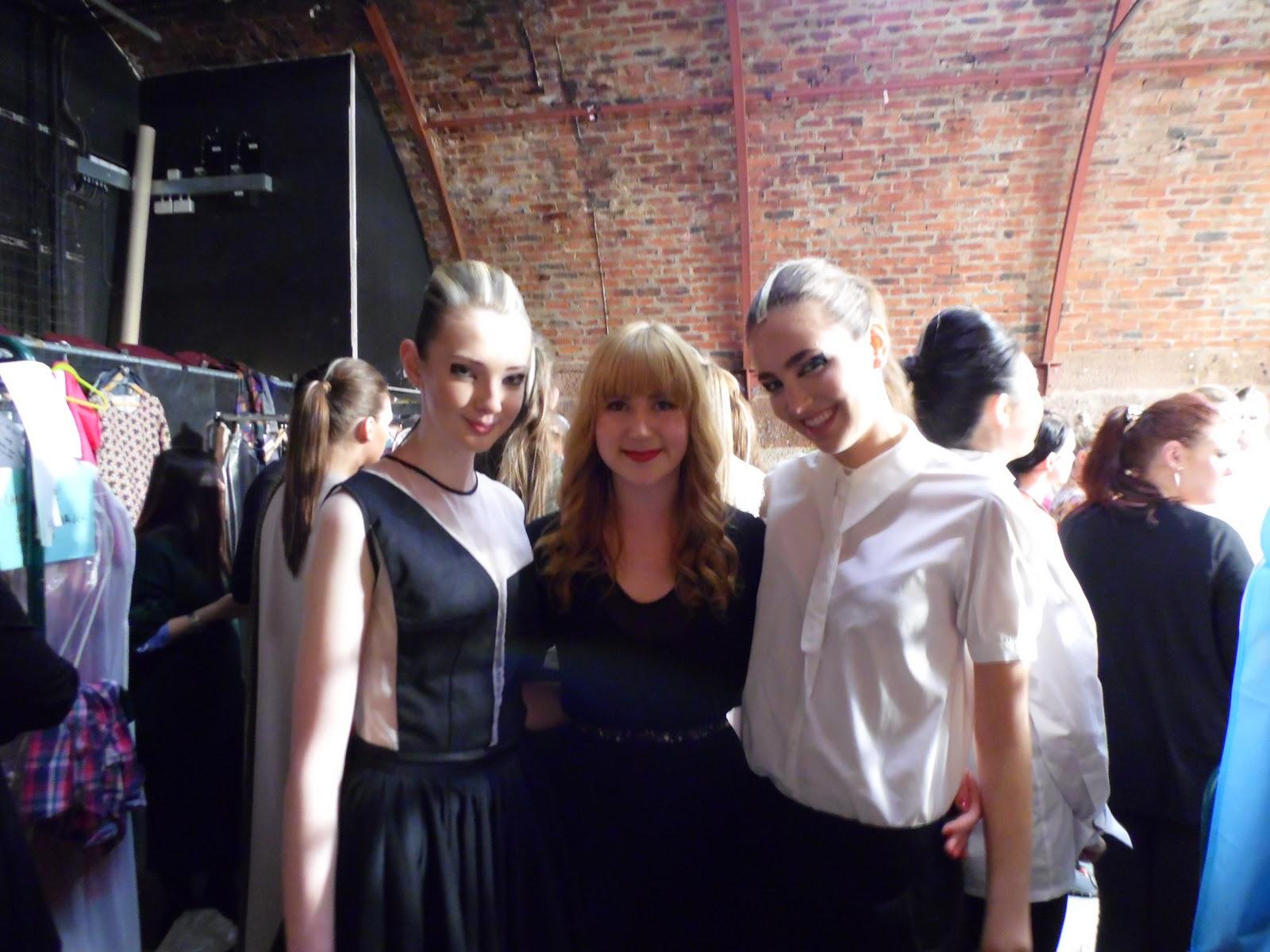 Jane Maguire Portfolio : Glasgow School of Art Fashion Show
