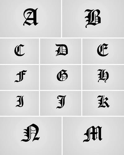 Обои буквы минималистические обои