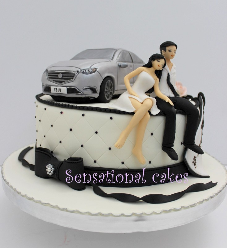 The Sensational Cakes Romantic Sculpture Lifestyle Getaway In