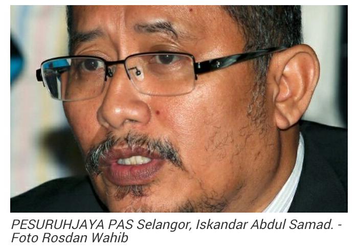 Pas Selangor kata Kenyataan Mustafa Pas Calonkan 3 Adun PKR bukan muktamad