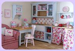 Mermaid's Cottage Kitchen