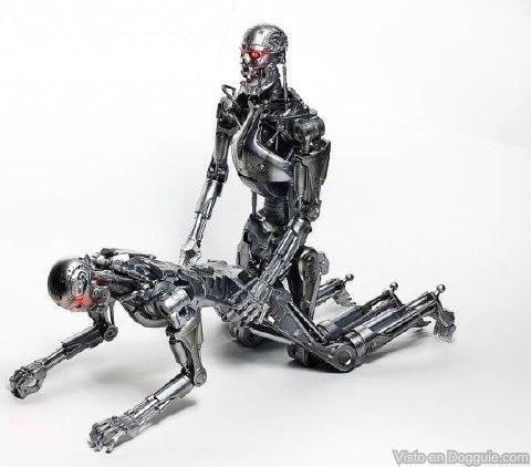 kamasutra robots 04 Ternyata Robot terminator Juga Bisa Melakukan ML, FULL FOTO