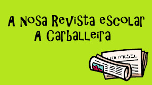 "A nosa revista escolar ""A Carballeira"""