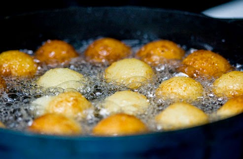 Buñuelos de Harina