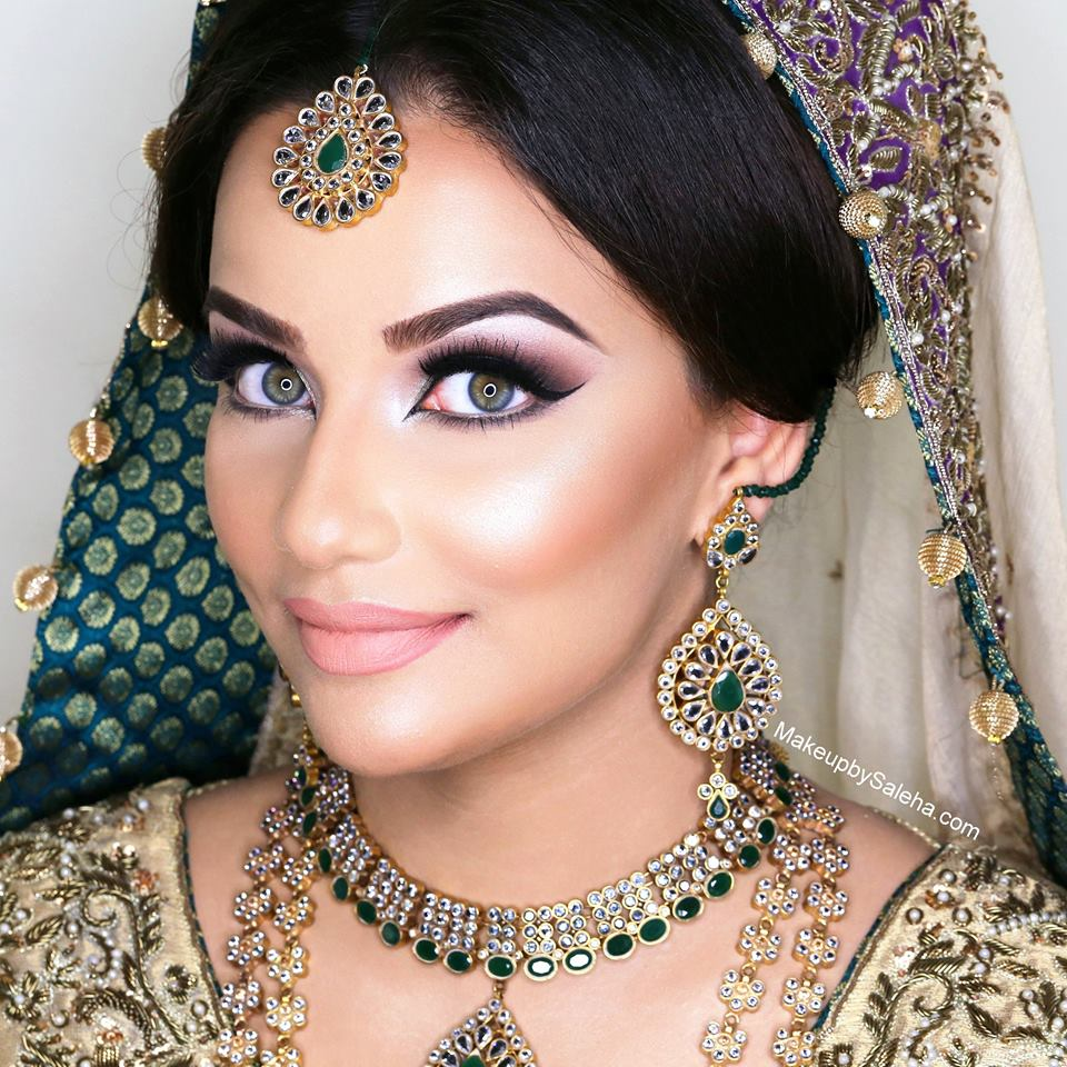 Best indian bridal makeup step