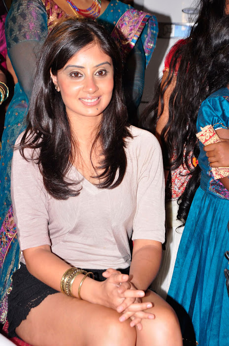 bhanu sri mehra milky in public event glamour  images