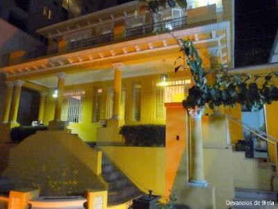 Samba Rooms Hostel em BH
