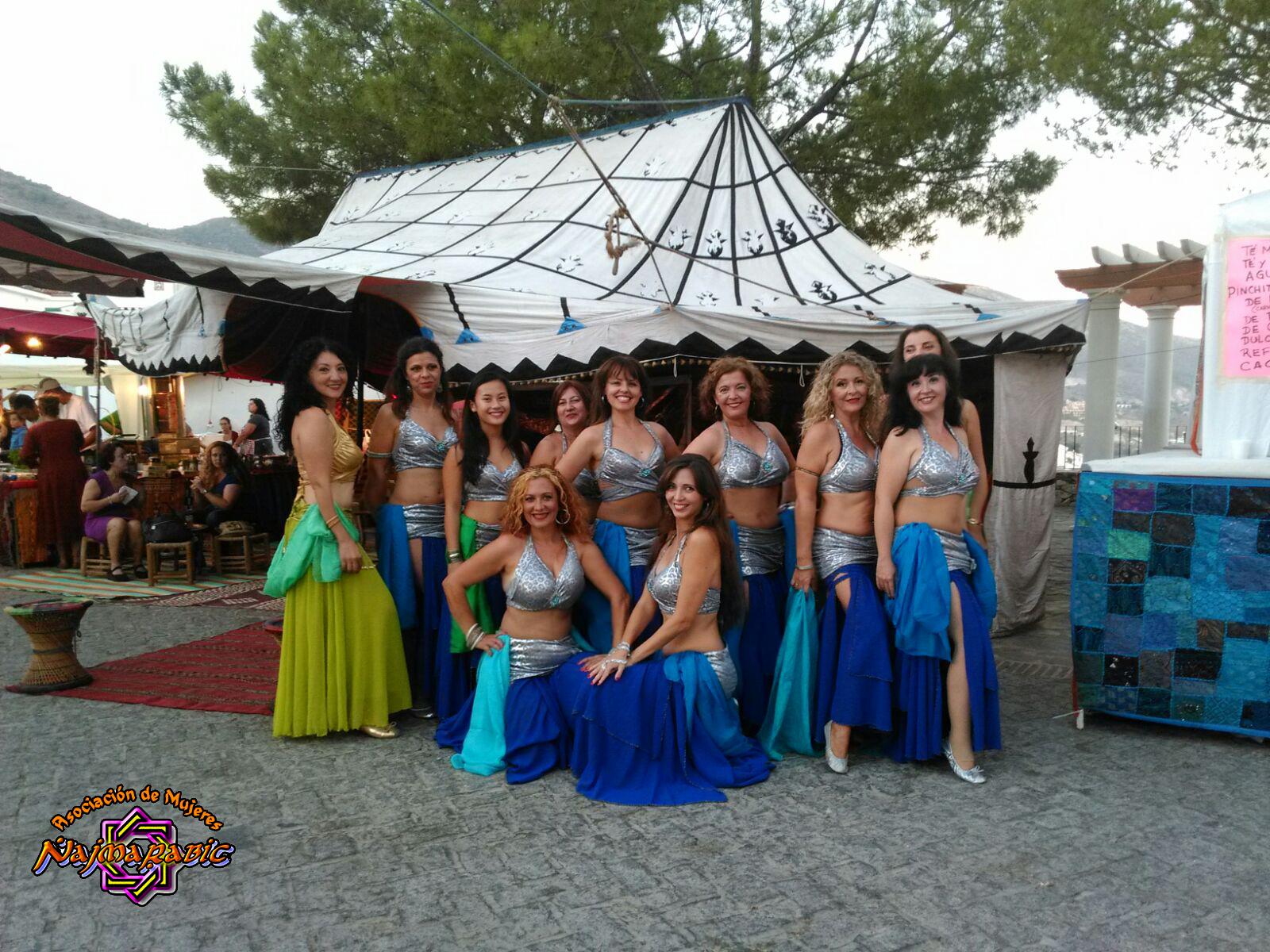 Najmarabic en el Zoco de Benalmádena 2016