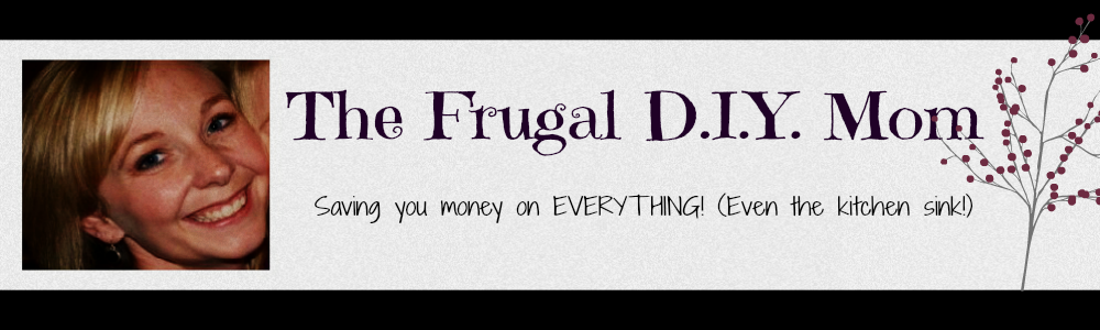 ~    The Frugal D.I.Y. Mom    ~
