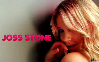 Blonde Singer Joss Stone HD Wallpaper