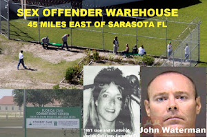Sarasota John Waterman Raped Tortured and Murdered Jackie Galloway Detained in Arcadia