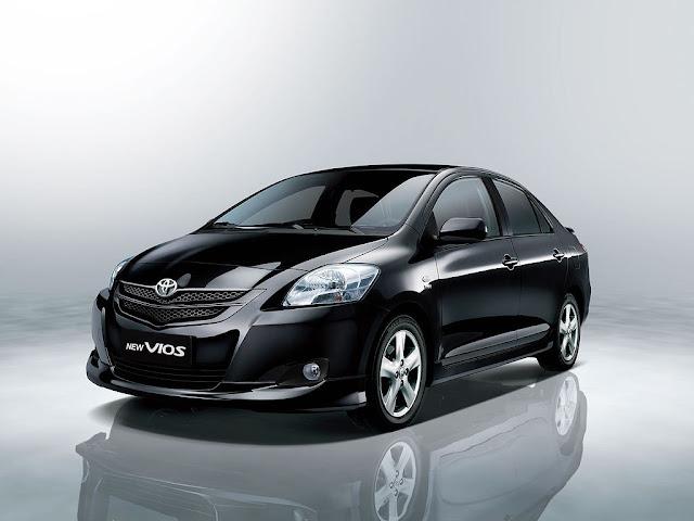 Toyota Vios - Những xe ô tô bán chạy nhất Việt Nam 2012