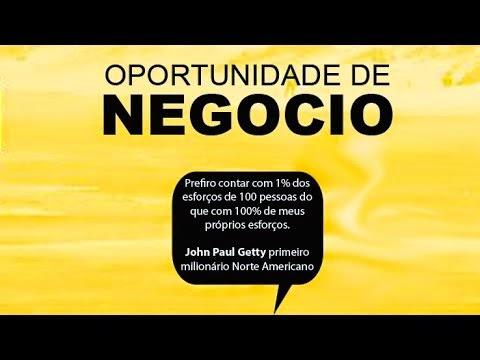 CONHEÇA UMA GRANDE OPORTUNIDADE