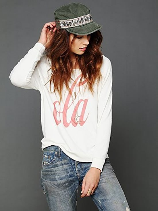 Free People Ola Pullover