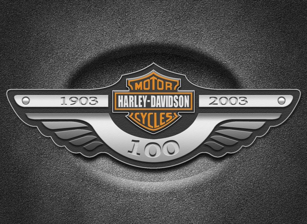 newest harley davidson logo wallpapers - photo #23