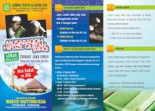 Musabaqoh Hifdzil Qur'an (MHQ) 2011 Tingkat Jatim di Masjid Baiturrozaq CitraLand Surabaya