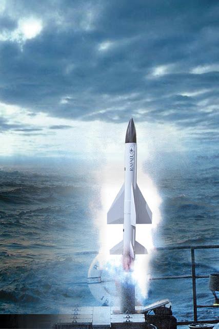 Barak missile