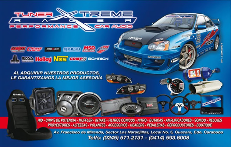 Tuner Xtreme Racer