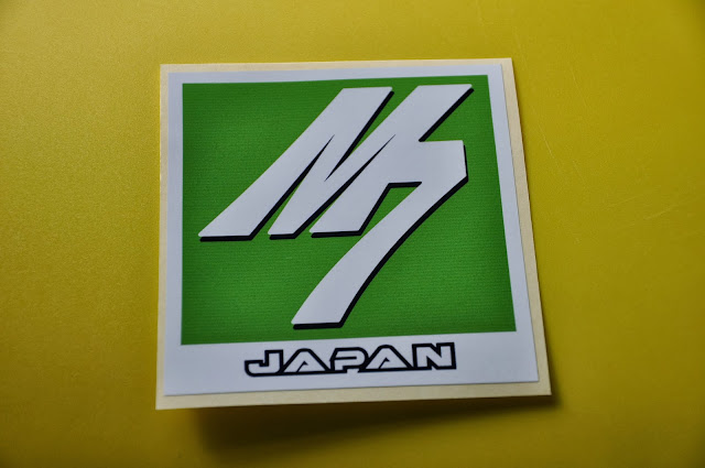 m7 sticker single layer