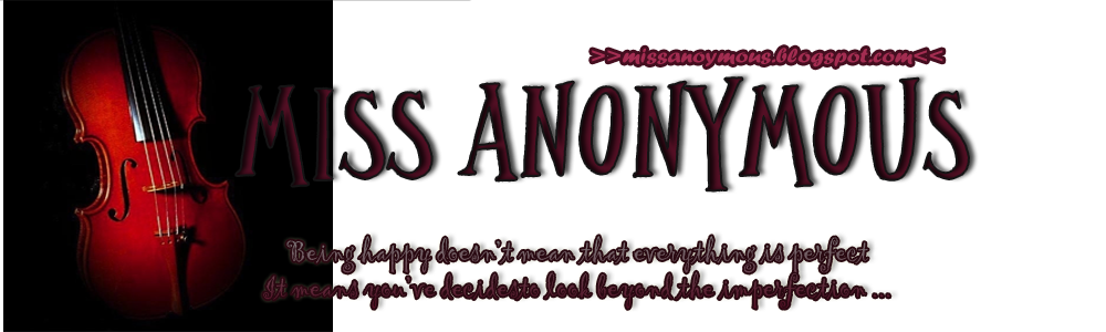 ஐMiss Anonymousஐ