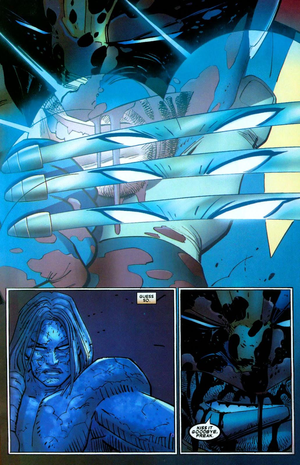 Read online Wolverine (2003) comic -  Issue #31 - 16