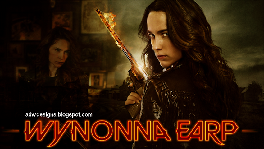 Absolutely Doctor Who Designs// Wynonna Earp