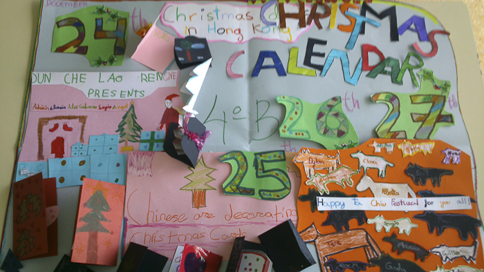 Colegio santo domingo de guzm n wansdyke - Costumbres navidenas en alemania ...
